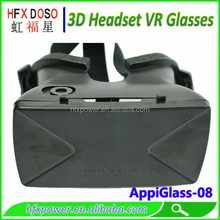 New Coming VR 3D glasses virtual reality Head set