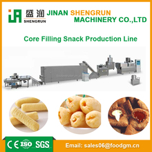 High technology 2016 hot sale automatic machinery puff snack food machine processing line