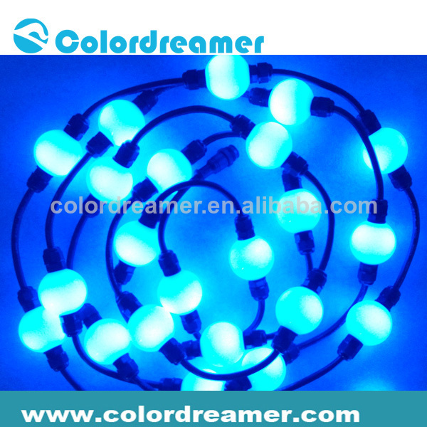 Colordreamer Led Glowing Orb DMX Madrix Ball Lamp 0.8W Led Light Bar