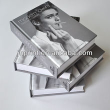 Hot Selling Hard Cover Book Photo Album Printing