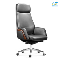 Commercial general use comfy side occasional chairs with ottomans