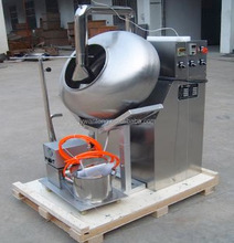 BTJ series peanut coating machine