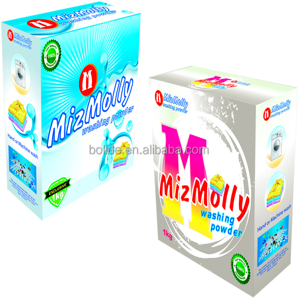 Detergent Powder in Bulk With Cheap Price
