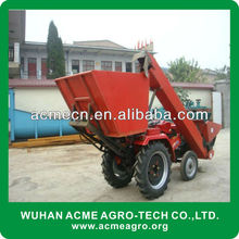 2 Row Mini Corn Harvester Machine for sale