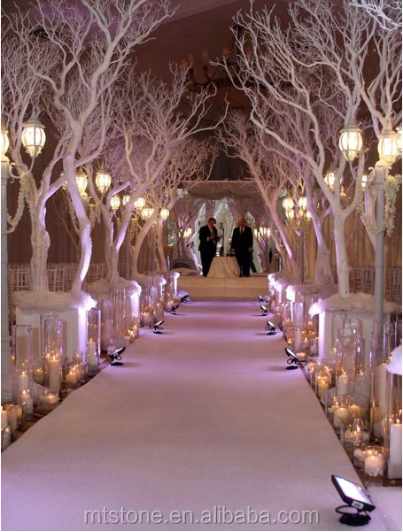WEFOUND Manzanita Branches Wedding Decor branches for weddings