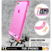 Flexible price smart phone cases for apple for iphones 5,color options case cover for iphone 5