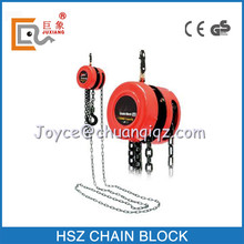 G80 alloy chain chain pulley block