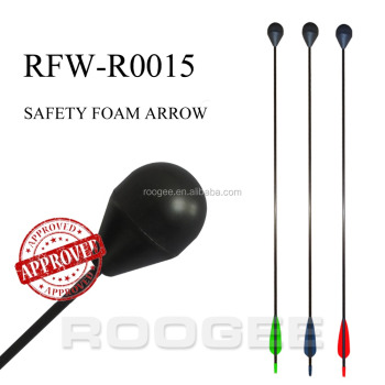 Safety foam Arrow