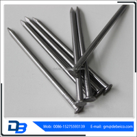 2016 best selling galvanized iron common wrie nails from shandong,china