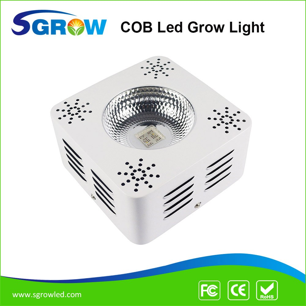 200w led plant lamp , cob led grow light ,8 band full spectrum ,hydroponics grow kit