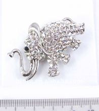 Fashion elephant brooches pins top quality hot styles, animal brooches