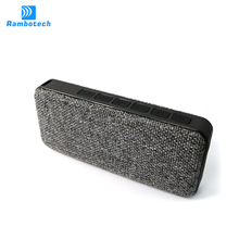 RS600 bluetooth v4.1 premium quality wireless speaker rechargeable with 2000mAh battery capacity,power bank function supported