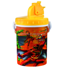 Absolute Safe And Healthy Cartoon color plastic cup