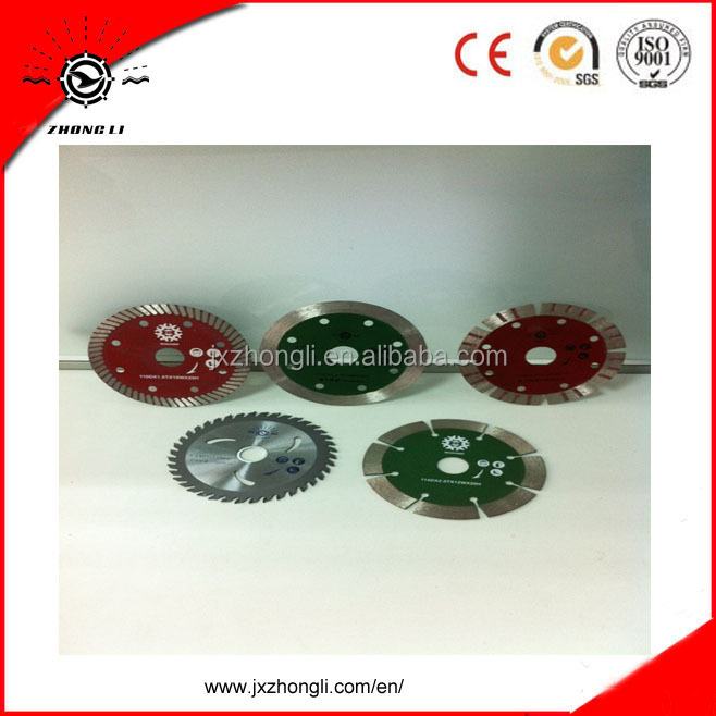 Good performance wood saw blade for granite 16 inch circular cutting disc