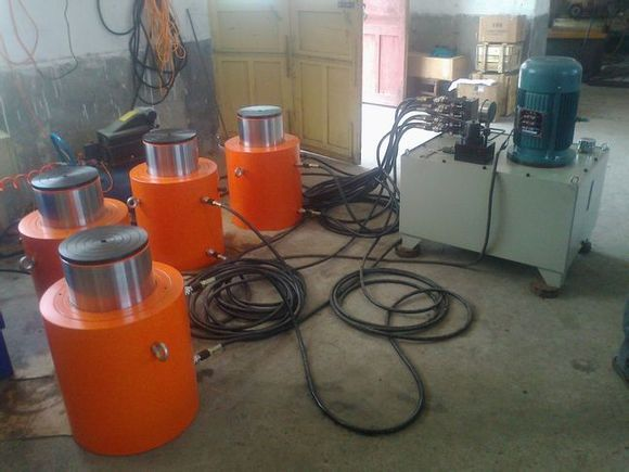 Double acting electric hydraulic pump factory prices