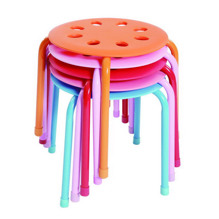 Cheap Plastic Stackable Stool,Kids Stackable Chair