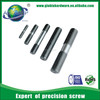 Stainless steel double ended screw bolt, stainless bolts and screws