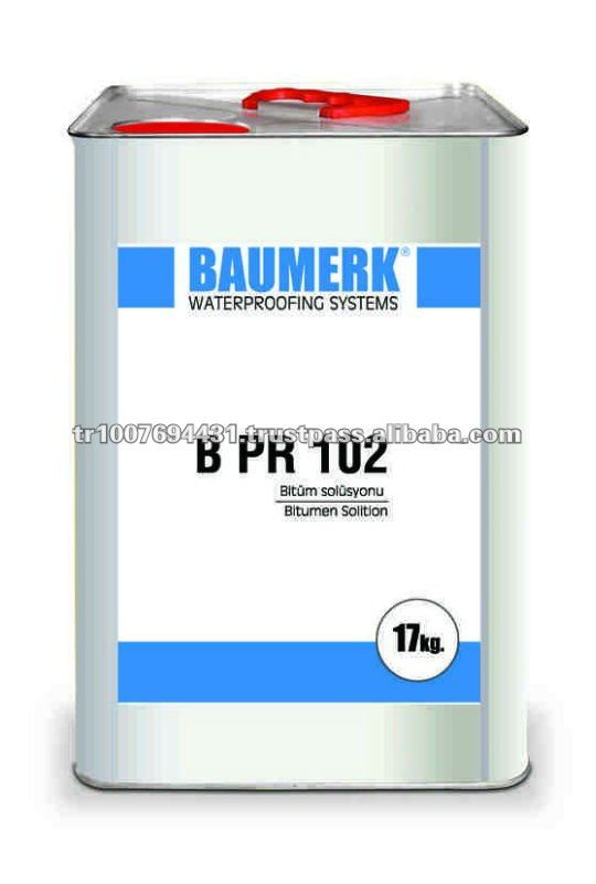 bitumen based waterproofing primer
