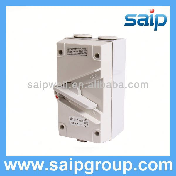 High quality mini isolator switches with CE, Rohs