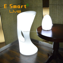 New product Commercial Furniture LED colour full Bar stool hot sale in Dragon Mart in Dubai