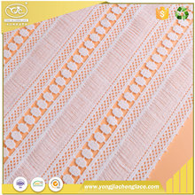 YJC factory supplies bangkok properties of skull lace fabric