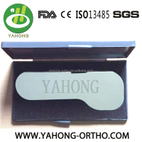 Orthodontic Photographic Mirrors (Glass Mirror \ Metal Mirror)