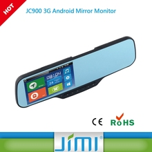 Factory Price Jc900 Full Hd 1080P Vehicle Blackbox Dvr Android In-Car Multi-Function Display Rear View Mirror 1080P Dash Cam3 Ca