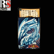 Nice price custom printed Magical The Gathering Game Card Protector Sleeves wholesale