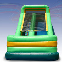 Heavy Duty Inflatable Game Adult Size Inflatable Water Slide B4021