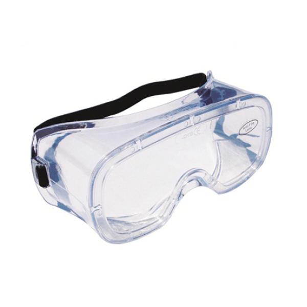 Anti-Fog Wide-Vision Lab Safety Goggles