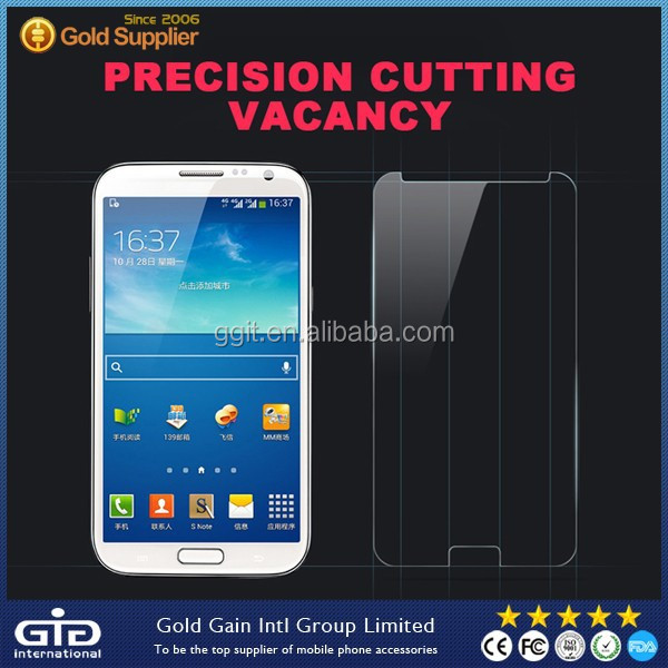 Ultra Thin Tempered Glass Screen Protector For Samsung Note2 N7100