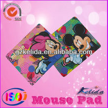 newest hot sale arrival folding mouse pad/cheap mouse pads/promotional computer mouse pad