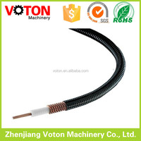 1/4 Feeder cable Heliax Foam Dielectric electric wire cable