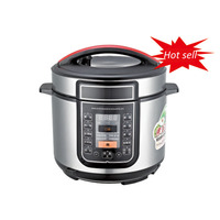 Intelligent electrical high pressure cooker