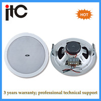 Commercial Ceiling Mounted Speakers Surround Sound System