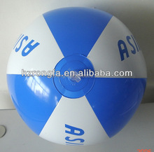 Personalized PVC Wholesale Big Earth Globe Inflatable Beach Ball