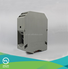 china supplier electrical ul94-v0 terminal block copper strip UKH240 distribution block