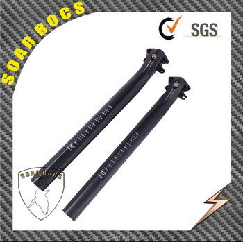 new design&hot selling T800 Toray, carbon fiber full Carbon seat post 31.6mm, bicycle parts, carbon bike seatpost