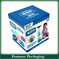 Full Color Printing Paper Box With