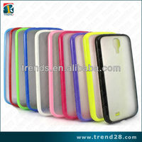 android phone grading light pc&tpu handy case for samsung galaxy s4 i9500