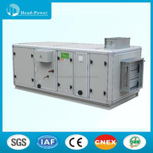 Attached by coil heater assembly air handling unit