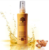 Natural formula olive morocco argan oil hair conditioner spray