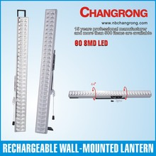 Rechargeable led wall light emergency lamp 220V