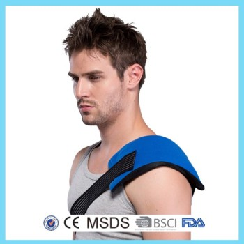 Compatible Gel Hot Cold Pack With Belt For Shoulder Comfort