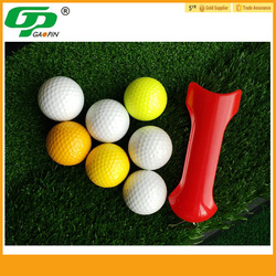 Golf ball manufacture, mix conformation and mix hardness lake golf ball