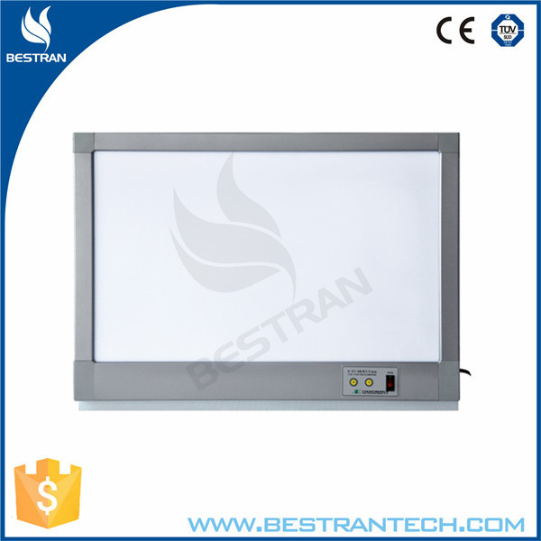 China BT-VR2T hospital medical X-ray film illuminator, negatoscope , x ray viewer price