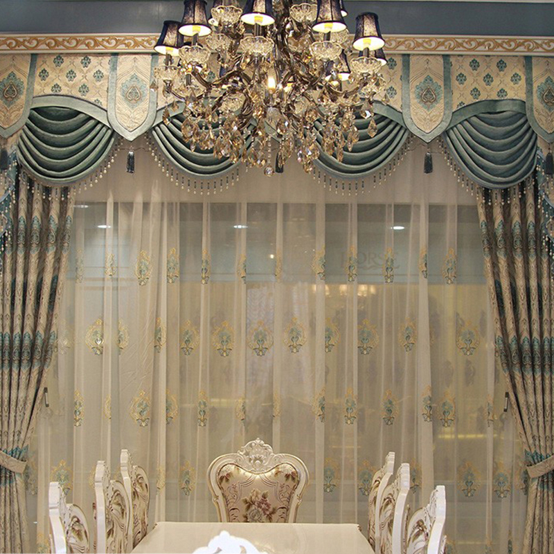 low price & cheap alibaba home decorative curtain