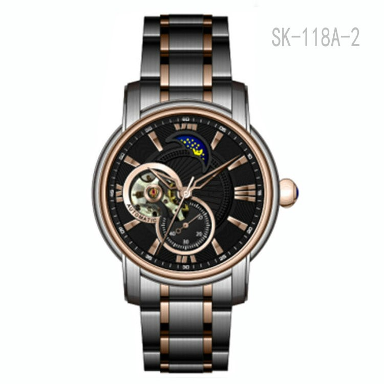 Very Nice Watch, Customize High Quality Automatic Wrist Watch Men