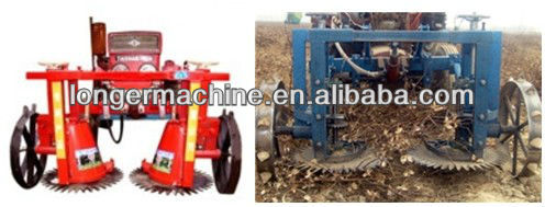 Cotton stalk harvesting machine|Cotton stalk pulling machine|Hot selling Cotton Stalk Puller/cotton plucking machine