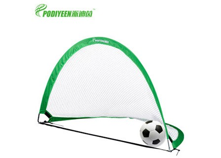 Football Soccer Folding/Portable Practice Goal Sporting Goods